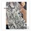 PR049 ผ้าพันคอแฟชั่น ผ้าฝ้าย แบบบาง พิมพ์ลายสวย ขนาด ยาว 170 กว้าง 80 cm. thumbnail 9