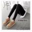 LG070 กางเกงเลคกิ้งขายาว ทรงสวย เข้ารูป มี 3 สี สีดำ สีเทาเข้ม สีเทาอ่อน thumbnail 17