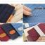 GB062 กระเป๋าใส่ของใช้ ใส่แผ่น CD,DVD สวมกับที่บังแดดรถยนต์ มี 4 สี : สีครีม , สีแดงเลือดหมู , สีฟ้า , สีกรมท่า ขนาด : กว้าง 27 x สูง 14 cm. thumbnail 4