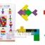 ของเล่นเกมไม้เททริส [Tetris] thumbnail 2