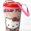 แก้วเก็บความเย็น สะดวกสบายด้วยหูหิ้ว ลาย Hello Kitty Kimono บนพื้นชมพู เก็บความเย็นได้กว่า 5 ชั่วโมง thumbnail 1
