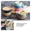 Pre-Order แก้วมัค ถ้วยซุปเซรามิค มี 6 สี / ที่ปิด ที่รองไม้ thumbnail 8