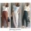 หมดค่ะ:Jessy Pants กางเกงขา 5 ส่วนใส่ทำงานสวยมากค่ะ เอวกลางซิปหน้ากระดุมซ่อน กระเป๋าข้างผ้าหนา ทรงสวย งานตัดเนี๊ยบ ใส่เที่ยว ได้หลายโอกาสเลยค่ะ thumbnail 6