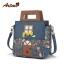 Artmi กระเป๋าถือ/สะพายแฟชั่นพิมพ์ลายการ์ตูน ลวดลายทันสมัย สไตล์วินเทจ thumbnail 2