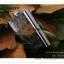 K017N กระป๋องใส่เหล้า (8OZ) สแตนเลสอย่างดี กระป๋อง ขวด ใส่เหล้า ใส่เครื่องดื่ม พิมพ์ลายสวย คลาสิค ขนาด สูง 13.9 x กว้าง 9.6 x หนา 2.3 cm. thumbnail 4