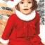 ชุดกระโปรงซานตี้ ผ้าสำลีขูดขน พร้อมหมวก น่ารักสไตล์เกาหลี thumbnail 1