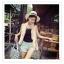 PR104 ผ้าพันคอแฟชั่น ผ้าคลุมไหล ลายสวย เก๋ งานดี ผ้าฝ้าย ขนาด 200*90 ซม. thumbnail 7