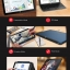 "Cube i7 Book: WIN10 tablet+laptop 2-in-1 14nm Intel Skylake Core-M 2.2GHz 10.6"" FHD 4G/64G Wacom Pen USB Type-C 3.1 thumbnail 5"