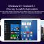 Chuwi ใหม่ Hi8 Pro 2-OS: Android 5.1+ WIN10 จอ 8 นิ้ว 1920x1200 Intel Z8350 1.92GHz มีช่อง HDMI/USB Type-C 4000mAh thumbnail 6