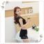 WG016 เสื้อกล้ามซับในครึ่งตัว ผ้าลูกไม้ สวยหวาน มี 2 สี ขาว ดำ thumbnail 20