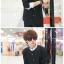 เสื้อเชิ๊ต แฟชั่นเกาหลี เสื้อผ้าทอม#01[Pre-Order] thumbnail 6