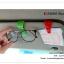 GH100 ที่หนีบสิ่งของ เช่น แว่นตา ใบเสร็จ หรือของใช้ต่างๆ thumbnail 2