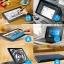 Cube New iwork10 Ultimate Dual Boot:Tablet+Laptop 2-in-1 Intel 14nm Z8350 4GB+64GB support Docking Keyboard หมุนได้ ได้ พร้อม USB 3.0 Andorid5.1+WIN10 thumbnail 11
