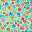 แนวภาพดอกไม้ ดอกไม้ดอกเล็ก ภาพโทนสีขาว เป็นภาพกระจายเต็มแผ่น กระดาษแนพกิ้นสำหรับทำงาน เดคูพาจ Decoupage Paper Napkins ขนาด 33X33cm thumbnail 1