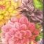 แนวภาพดอกไม้ ช่อดอกไม้หลากสีสรรสดใส ภาพลายกระจายเต็มแผ่น กระดาษแนพคินสำหรับทำงาน เดคูพาจ Decoupage Paper Napkins ขนาด 21X22cm thumbnail 1
