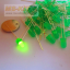 LED ขนาด 5 มิล ชนิดตัวสี 15 องศา (ถุงละ 100 ตัว) thumbnail 5