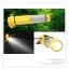 GL107 ไฟฉาย อเนกประสงค์ ใช้ยามฉุกเฉิน มีไฟกระพริบ ที่ตัดสายเข็มขัดนิรภัย ที่ทุบกระจก thumbnail 4