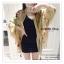 PR041 ผ้าพันคอแฟชั่น ผ้าฝ้าย พิมพ์ลายสวย ขนาด ยาว 190 กว้าง 100 cm. thumbnail 2