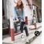 LG016 กางเกงเลคกิ้งขายาว ประดับด้วยลายน่ารัก มี 12 ลาย thumbnail 26