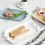 Pre-Order จานยาวเซรามิค มีหู ใส่สลัด ขนม ผลไม้ มี 3 สี thumbnail 9