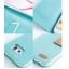 เคสSamsung S7 เคสซัมซุงS7 เคสซัมซุงเอส7 เคสฝาพับปิดสนิท พร้อมช่องใส่นามบัตรหลายช่อง สไตล์เรียบหรู สีชมพู รุ่น ( ROAR KOREA) thumbnail 8