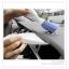 GL041 ไม้กวาดพร้อมที่รอง ขนาดเล็ก สำหรับทำความสะอาดฝุ่นในที่แคบๆ ในรถยนต์ และอื่นๆ thumbnail 2