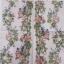 แนวภาพดอกไม้ เป็นช่อดอกไม้บนพื้นสีชมพู เป็นภาพครึ่งแผ่น กระดาษแนพกิ้นสำหรับทำงาน เดคูพาจ Decoupage Paper Napkins ขนาด 33X33cm thumbnail 2