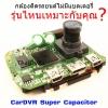 กล้องติดรถยนต์ Super Capacitor รุ่นไหนดี?