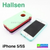 เคส iPhone 5/5s Hallsen ลดเหลือ 90 บาท ปกติ 225 บาท