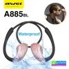 หูฟัง บลูทูธ AWEI A885BL WaterProof Stereo Headset ราคา 625 บาท ปกติ 1,560 บาท