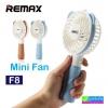 พัดลม Remax Mini Fan รุ่น F8 ราคา 220 บาท ปกติ 550 บาท