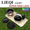 เลนส์ Lens 2 in 1 SUPER WIDE Angle 0.45X & Macro Lieqi LQ-027 ของแท้ ลดเหลือ 365 บาท ปกติ 910 บาท