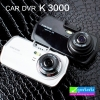 กล้องติดรถยนต์ K3000 Car DVR ลดเหลือ 645 บาท ปกติ 1,750 บาท