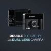 Preview กล้องติดรถยนต์ Transcend Drivepro 520