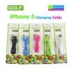 สายชาร์จ iPhone 5/5S, 6/6 plus Golf GF-001i ลดเหลือ 65 บาท ปกติ 200 บาท
