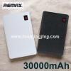 Power bank Remax Proda NoteBook 30000 mAh แบตสำรอง มีจอ LCD ลดเหลือ 630 บาท ปกติ 1,700 บาท