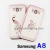 เคส ซิลิโคนใส Samsung A8 CADENZ ลาย ลดเหลือ 120 บาท ปกติ 300 บาท
