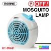 หลอดไฟกันยุง Remax OFF MOSQUITO LAMP RT-MK01 ราคา 340 บาท ปกติ 850 บาท