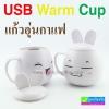 แก้วอุ่นกาแฟ USB Warm Cup การ์ตูน ราคา 195 บาท ปกติ 480 บาท