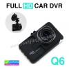 กล้องติดรถยนต์ Q6 FULL HD CAR DVR ลดเหลือ 900 บาท ปกติ 2,250 บาท