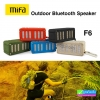 ลำโพง บลูทูธ MiFa F6 Outdoor Bluetooth Speaker ราคา 1,430 บาท ปกติ 3,570 บาท