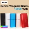 Power bank Remax Vanguard series 10000 mAh ลดเหลือ 570 บาท ปกติ 1,425 บาท
