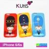 เคส iPhone 6/6s Kutis ลายการ์ตูนทหาร ลดเหลือ 149 บาท ปกติ 470 บาท