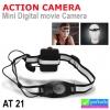 กล้องติดรถจักรยานยนต์-กีฬา AT21 Action Camera
