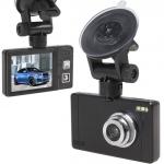 กล้องติดรถยนต์ all mate รุ่น A828 สีดำ