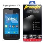 ฟิล์มกระจก Tronta Dtac Happy Phone 3G C570