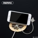 ที่วางโทรศัพท์ในรถ Remax LETTO RC-FC2 สีทอง