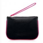 กระเป๋าอเนกประสงค์ สีดำ+สีชมพูสะท้อนแสง