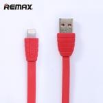สายชาร์จ remax DREAM สำหรับ iOS สีแดง