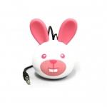 ลำโพงพกพา กระต่าย